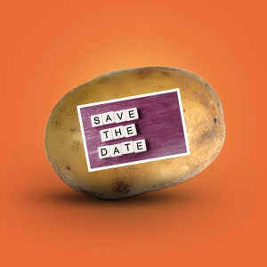 Potato Postcard - Potato Transit